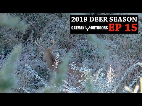 Bucks On The Move! Pre-Rut Bowhunting In Tennessee - 2019 Deer Season, Ep. 15