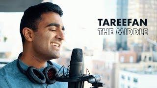 Tareefan (Veere Di Wedding) - The Middle - Mashup Cover - Anil Chitrapu