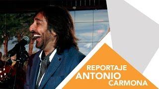Antonio Carmona presenta su nuevo disco 'Obras son amores'