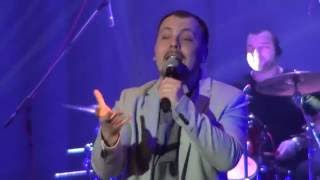 Концерт Ярослава  Сумишевского  и МАХОР бэнд  в г.  Рубцовске 10 апреля 2016