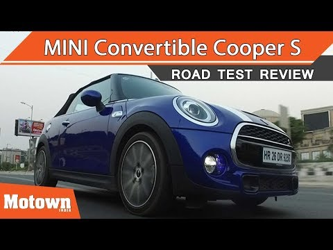 MINI Convertible Cooper S | Road Test Review