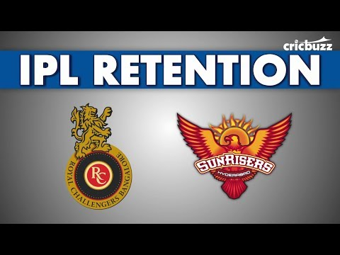 IPL Retention: RCB & SRH predictions