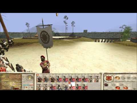 "Rome Total Realism: ""Numantia (153 BC)"" (historical battle)"