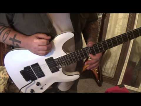 X - Wild Thing - Guitar Solo CVT Guitar Lesson by Mike Gross
