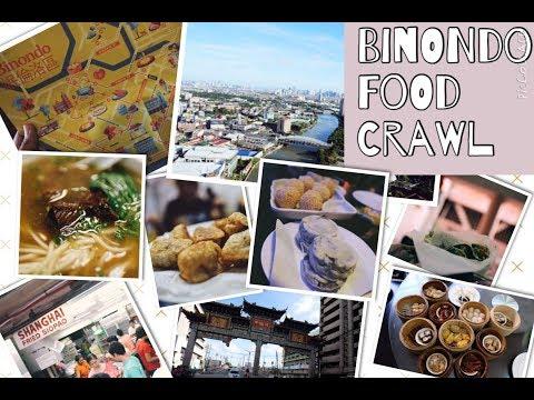 Vlog: Binondo Food Crawl Experience | #ErrishMeetsWorld