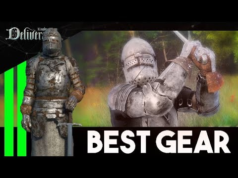 The BEST Weapons, Armor And Combos (Gear Guide) - Kingdom Come Deliverance