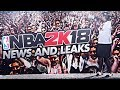 HUGE NBA 2K18 LEAKS AND NEWS SURFACES