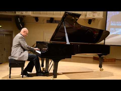 Estonia kontserdisaali uhiuut Steinway&Sons kontsertklaverit tutvustab Ivari Ilja