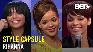 Rihanna Has Been A Fashion Queen Since Her Early Appearances On 106 & Park   Style Capsule