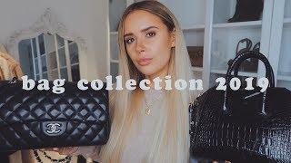 My Designer Handbag Collection 2019 | Hello October
