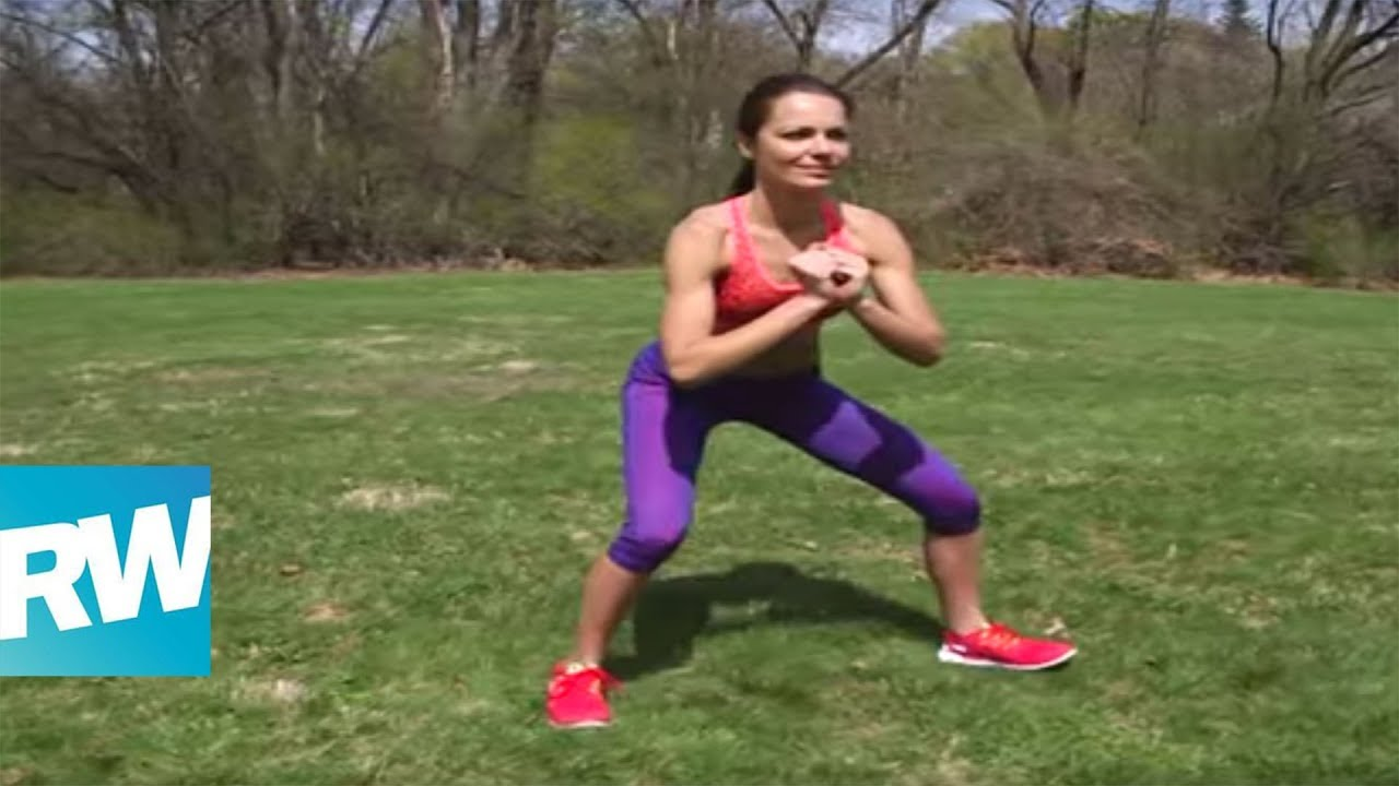 Lateral shuffle: strength training without the gym youtube