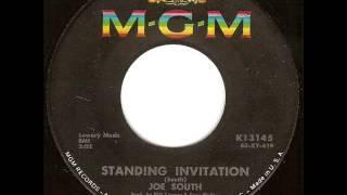 Joe South - Standing Invitation