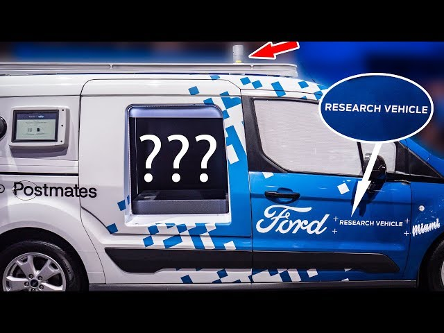 Lo que Ford nunca te mostró