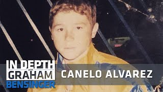 Canelo Alvarez: Knocking out 30-year-old at just 14