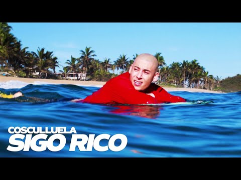 Cosculluela - Sigo Rico [Official Video]