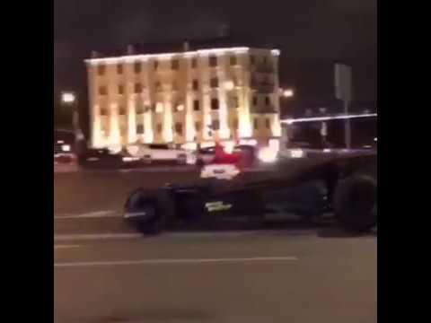 Бэтмобиль в Москве | Batmobile In Moscow