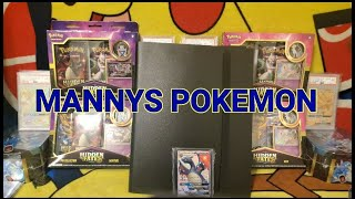 Pokemon Hidden Fates complete master set