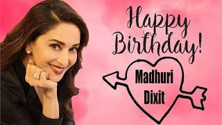 Facts You Didn't Know About Birthday Girl Madhuri Dixit!