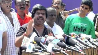 T. Rajendar says Kamal has no Loyalty