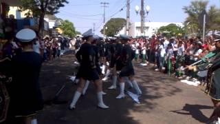 Fanfarra Loanda 2012