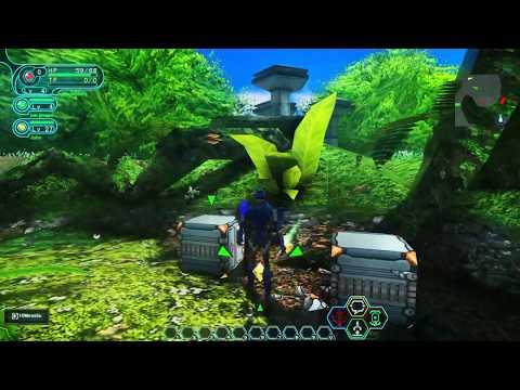 Phantasy Star Online Ultima - Co Op - Part 1