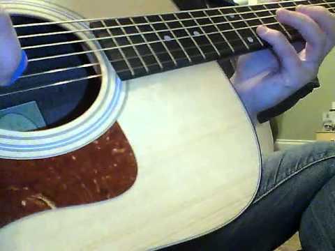 Monk Theme Song-Guitar Cover