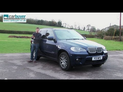 BMW X5 review - CarBuyer
