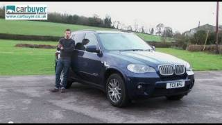 BMW X5 SUV 2007-2013 review - CarBuyer