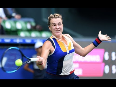 2017 Toray Pan Pacific Open Semifinals | Anastasia Pavlyuchenkova vs Kerber | WTA Highlights