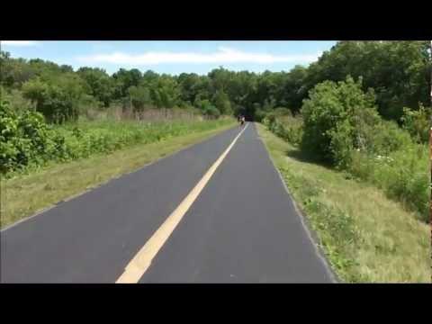 Busse Woods Forest Preserve Bike Ride