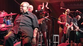 Fred Wesley & The New J.B.'s: House Party at Paradiso