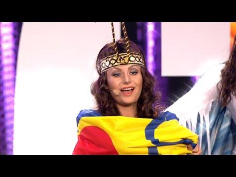 Ola Gintrowska jako Irena Jarocka - Twoja Twarz Brzmi Znajomo