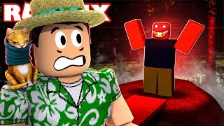 SURVIVE ROBLOX'S MONSTRUO NOOB!! | Roblox Camping Part 14