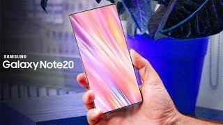 Samsung Galaxy Note 20 с ПОДЭКРАННОЙ КАМЕРОЙ