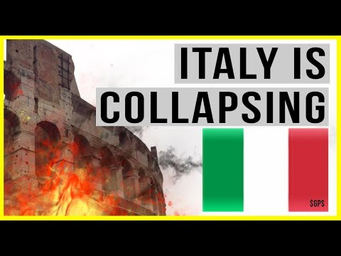 The Next Financial Crisis Could Begin in Italy! UNBELIEVABLE Debt Fiasco in EU and US!