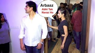 Arbaz Khan Upset With Malika Arora For Leaving Him For Arjun Kapoor