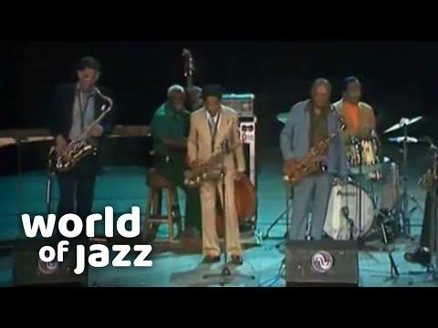 Illinois Jacquet, Dexter Gordon, Arnett Cobb, Buddy Tate & Budd Johnson Live • World of Jazz