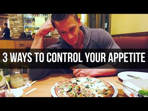 Appetite Control: 3 Ways to Boost Weight Loss - Thomas DeLauer.