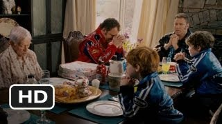 Talladega Nights: The Ballad of Ricky Bobby (1/8) Dear Lord Baby Jesus -  (2006) HD