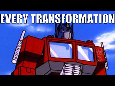 Every transformation from The Transformers