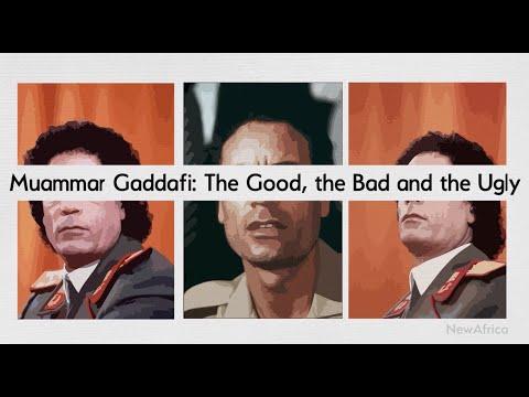A Brief History of Muammar Gaddafi