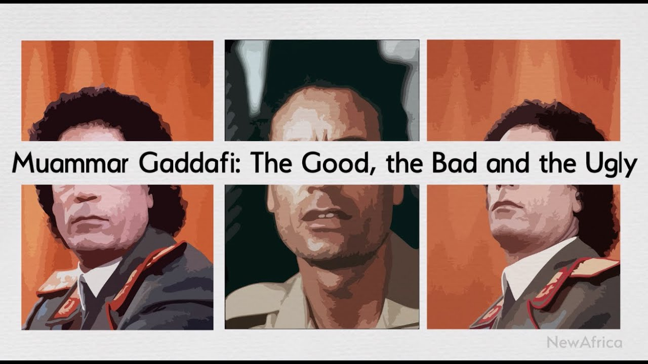 A Brief History of Muammar Gaddafi