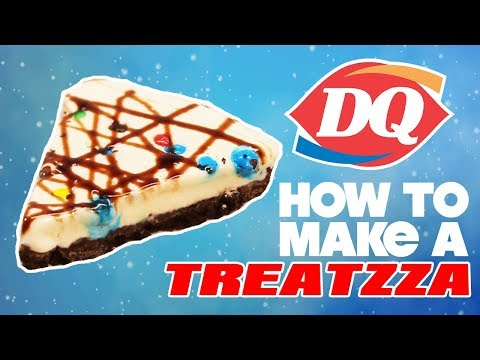 How To Make A Dairy Queen Treatzza