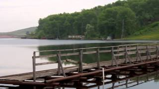 Ловля карася летом в Кировской области на фидер на пруду Салобеляк