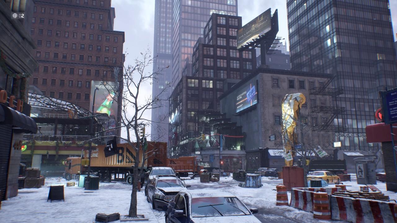 Post-Apocalyptic City Scene 4 - DreamScene [Live Wallpaper] - City Ambience - YouTube