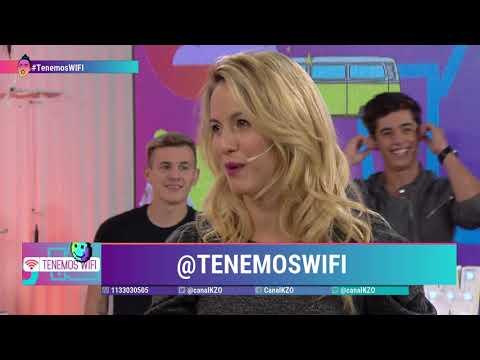 Tenemos Wifi - Programa #05 27/03/2018   Mel Lezcano