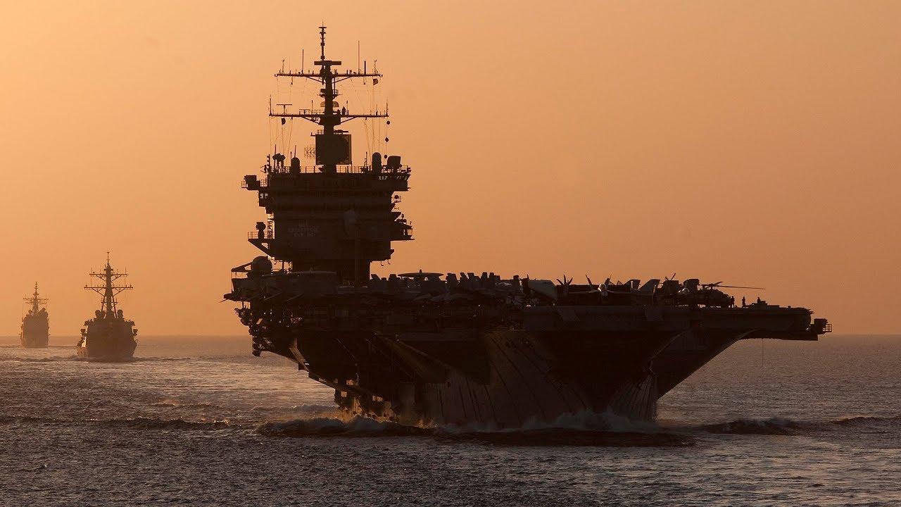 Enterprise: The Best Aircraft Carrier the Navy Ever Built ? NEWS UPDATE 2018