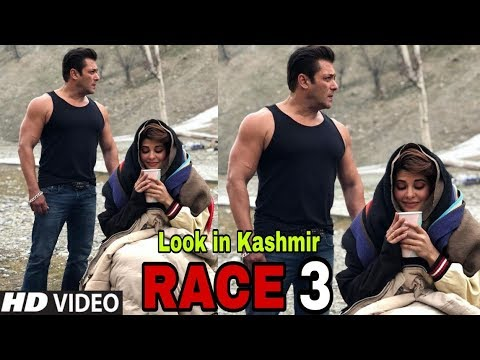 Race 3 New Look Salman Khan and Jacqueline Fernandez | Last Song Shooting