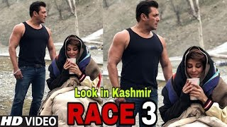 Race 3 New Look Salman Khan and Jacqueline Fernandez | Last Song Shooting