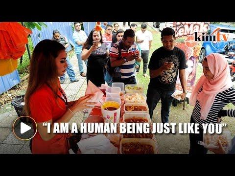 Transgender entrepreneur to hand out free nasi lemak after Friday prayers